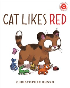 Cat likes red by Russo, Christopher