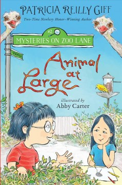 Animal at large by Giff, Patricia Reilly