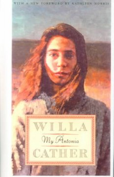 My Ántonia by Cather, Willa