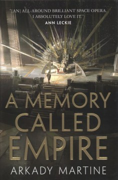A memory called empire by Martine, Arkady
