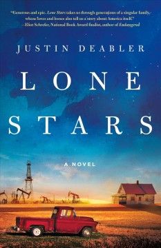 Lone stars by Deabler, Justin