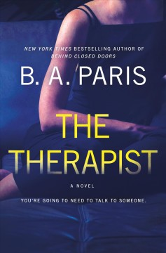 The therapist by Paris, B. A.