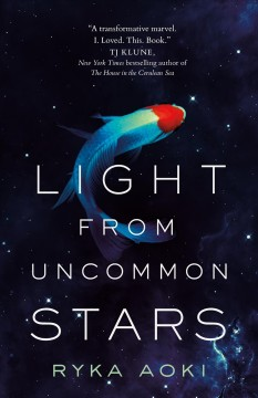 Light from uncommon stars by Aoki, Ryka