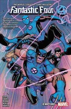 Fantastic Four.  Empyre  Vol. 6, by Slott, Dan