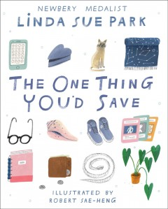 The one thing you'd save by Park, Linda Sue.