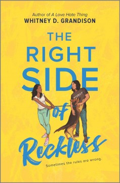 The right side of reckless by Grandison, Whitney D.