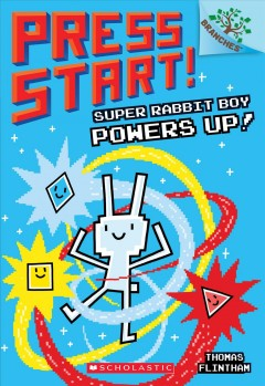 Super Rabbit Boy powers up! by Flintham, Thomas