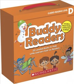 Buddy readers : guided reading level D : 20 leveled books to help little learners soar as readers by Charlesworth, Liza