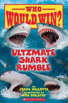 Ultimate shark rumble by Pallotta, Jerry