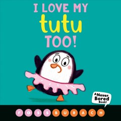 I love my tutu too! by Burach, Ross