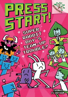Super Rabbit Boy's team-up trouble! by Flintham, Thomas