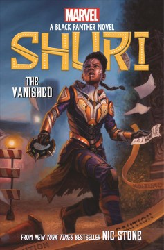 The vanished by Stone, Nic
