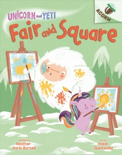 Fair and square by Burnell, Heather Ayris