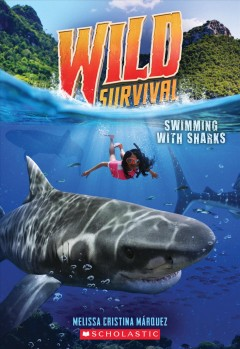 Swimming with sharks by Márquez, Melissa Cristina