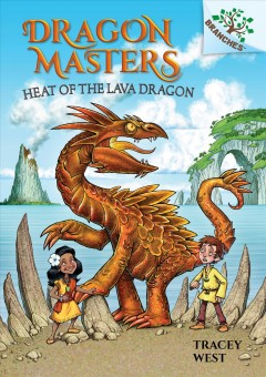 Heat of the lava dragon by West, Tracey