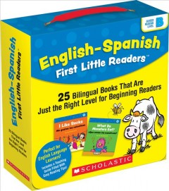 English-Spanish First Little Readers: Guided Reading Level B (Parent Pack): 25 Bilingual Books That Are Just the Right Level for Beginning Readers by Charlesworth, Liza