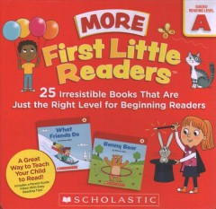 First Little Readers: More Guided Reading Level a Books (Parent Pack): 25 Irresistible Books That Are Just the Right Level for Beginning Readers by Sklar, Miriam
