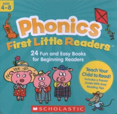 Phonics First Little Readers (Parent Pack) by Scholastic