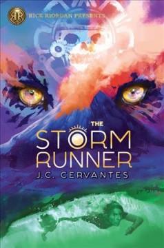 The storm runner by Cervantes, Jennifer