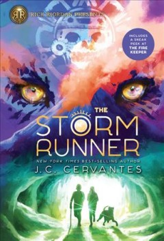 The Storm Runner by Cervantes, J. C.