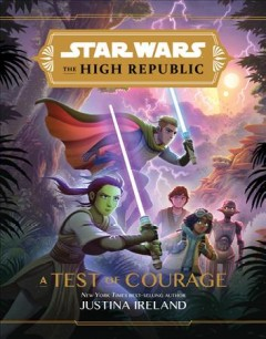 A test of courage by Ireland, Justina