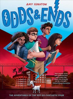 Odds & ends by Ignatow, Amy