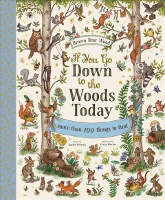 If you go down to the woods today by Piercey, Rachel