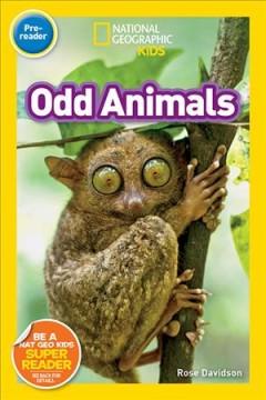 Odd animals by Davidson, Rose M.
