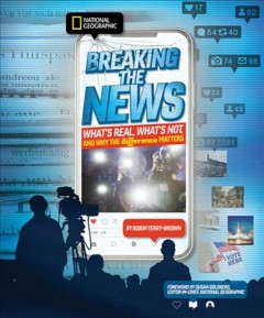 Breaking the news by Brown, Robin Terry