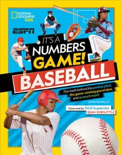 It's a numbers game : baseball by Buckley, James,  Jr.