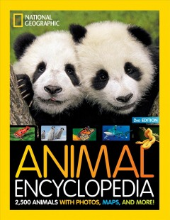 Animal encyclopedia : 2,500 animals with photos, maps, and more! by Modany, Angela