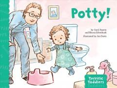 Potty! by Zeavin, Carol
