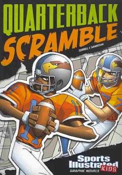 Quarterback scramble by Terrell, Brandon