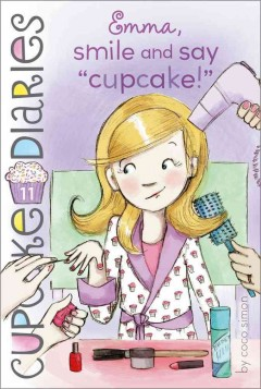 "Emma, smile and say ""cupcake!"" by Simon, Coco."