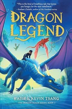 Dragon legend by Tsang, Katie