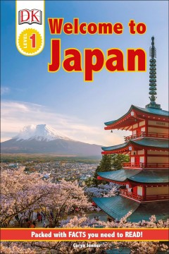 Welcome to Japan by Jenner, Caryn