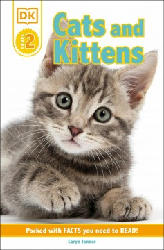 Cats and kittens by Jenner, Caryn