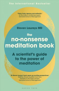 The no-nonsense meditation book by Laureys, Steven