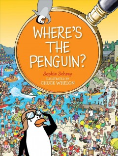 Where's the penguin? by Schrey, Sophie.