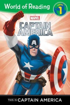 This is Captain America by Dworkin, Brooke