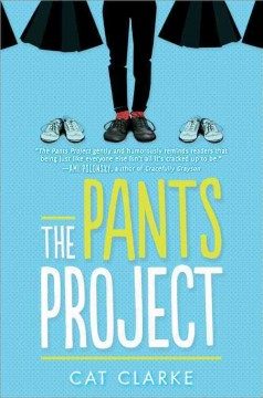 The pants project by Clarke, Cat