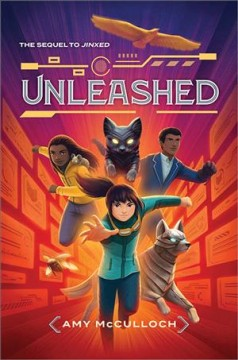 Unleashed by McCulloch, Amy