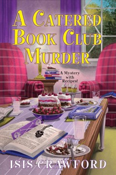 A catered book club murder by Crawford, Isis
