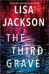The third grave by Jackson, Lisa