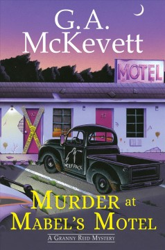 Murder at Mabel's motel by McKevett, G. A.