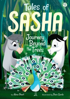 Journey beyond the trees by Pearl, Alexa