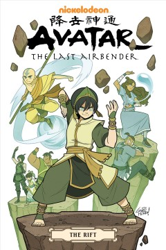 Avatar, the last airbender.  The rift by