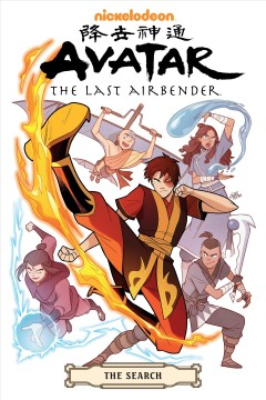 Avatar, the last airbender.  The search by Yang, Gene Luen