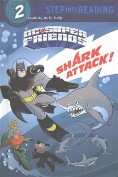 Shark attack! by Wrecks, Billy