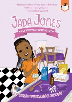 Sleepover scientist by Lyons, Kelly Starling